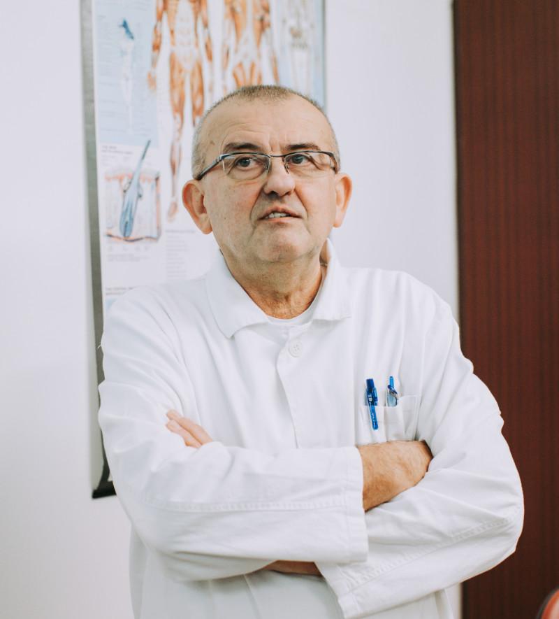 Ivan Orešković, dr. med. dent.