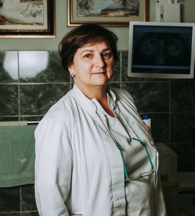 Tajana Fergec - Orešković, dr. med. dent.