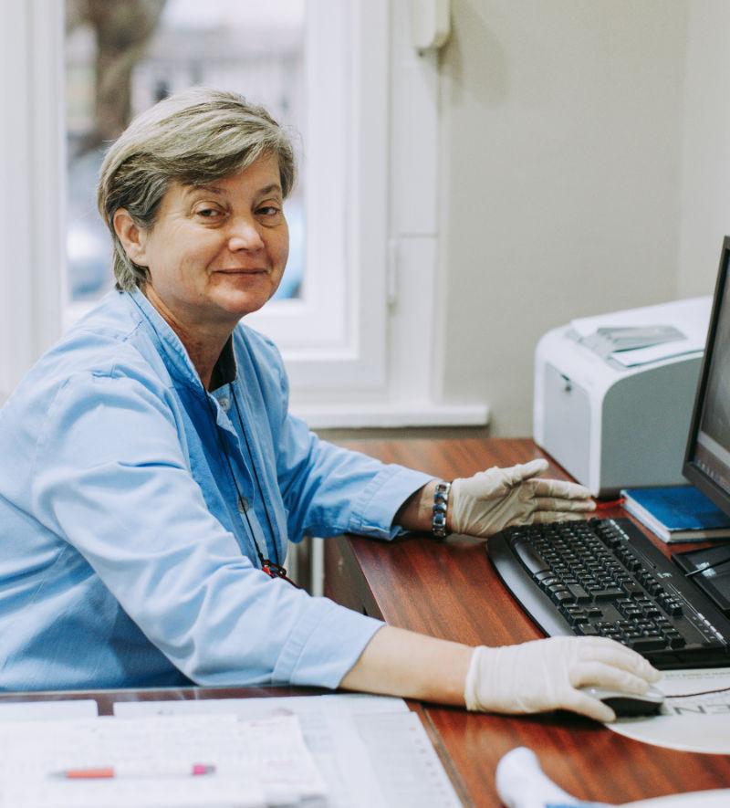 Vesna Peternel, dentalni asistent